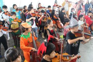 Halloween Star Ferry Pier011