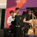KSMA Students Help Others Through Oxfam Performance