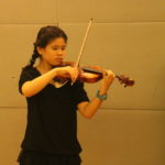 From the Performer:   Melanie Au, Book 7 Recital