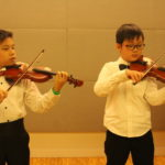 Reflections from the Performers: Marcus and Gareth, Book 4/5 Recital