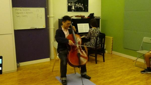 Suzuki Music Academy Hong Kong